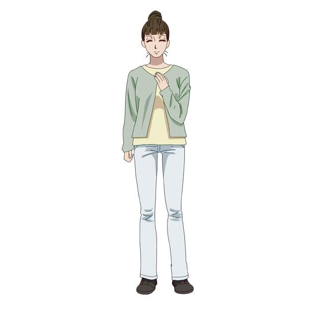 鯛網ちさ(CV:能登麻美子)