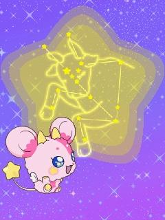 「おせわしてフワ☆トゥインクルブック」画面イメージ。