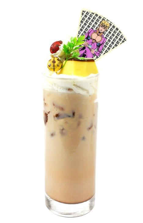 「ジョルノ・ジョバァーナのチョコレートドリンク」