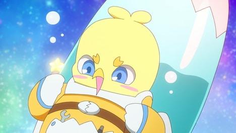 「映画プリキュアミラクルユニバース」より、ピトン(CV:小桜エツコ)。