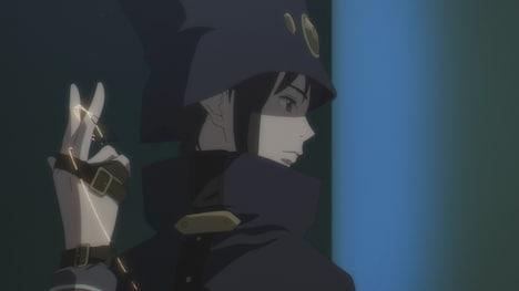 TVアニメ「ブギーポップは笑わない」第5話より。