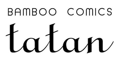 「バンブーコミックス タタン」のロゴ。