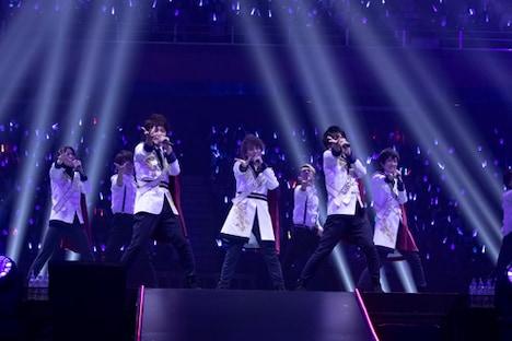 「あんさんぶるスターズ!Starry Stage 2nd ~in 日本武道館~」より、Knights。