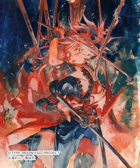 「Fate/Grand Order -Epic of Remnant- 亜種特異点III 屍山血河舞台 下総国 英霊剣豪七番勝負」ビジュアル