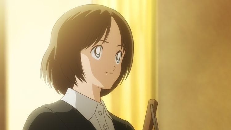 TVアニメ「MIX」より、立花音美。