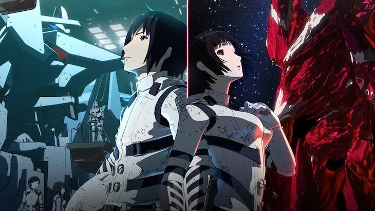 TVアニメ「シドニアの騎士」ビジュアル