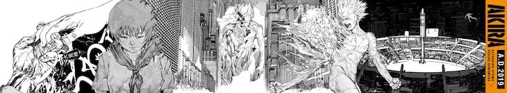 「AKIRA ART WALL 第3章 Final」のイメージ。