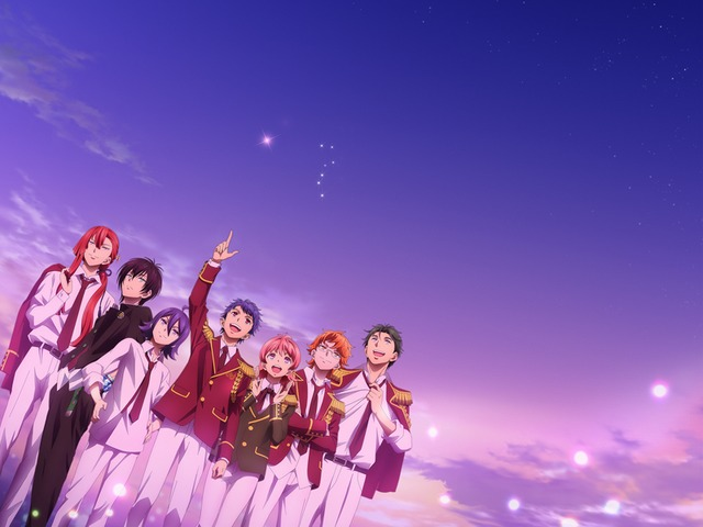 「KING OF PRISM -Shiny Seven Stars-」メインビジュアル
