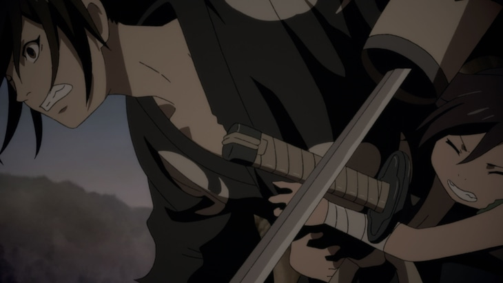 TVアニメ「どろろ」第4弾アニメPVより。