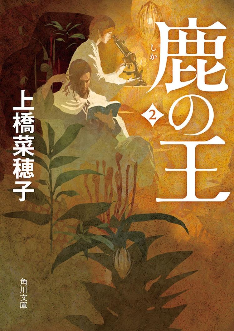 「鹿の王」原作小説2巻書影 (c)KADOKAWA CORPORATION