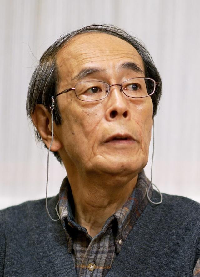 筧悟朗役の志賀廣太郎。