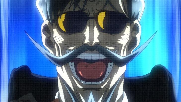 アニメ「からくりサーカス」最新PVより。