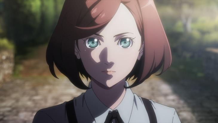 TVアニメ「Fairy gone フェアリーゴーン」最新PVより。