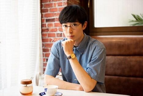 濱正悟演じる中村聡。