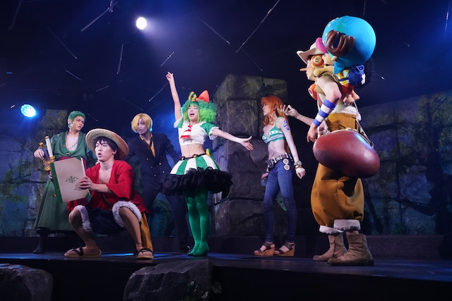 「ONE PIECE LIVE ATTRACTION『MARIONETTE』」より。