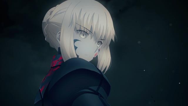「Fate/stay night [Heaven's Feel]」より。