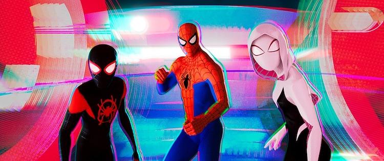 「スパイダーマン:スパイダーバース」場面写真