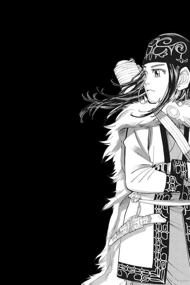 「ゴールデンカムイ」より。(c)Satoru Noda / SHUEISHA