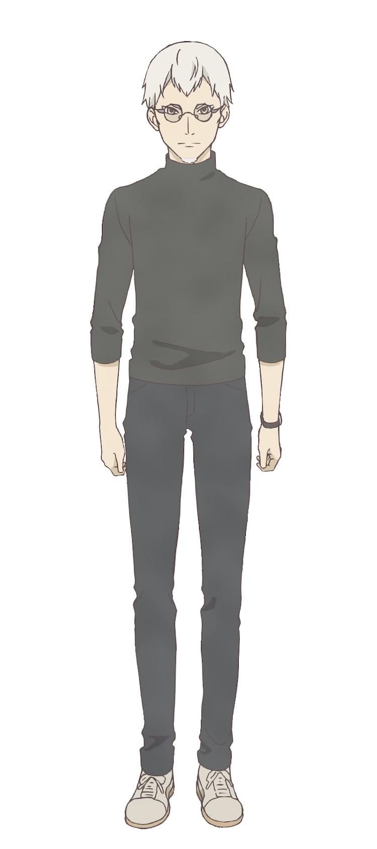 三枝久(CV:咲野俊介)