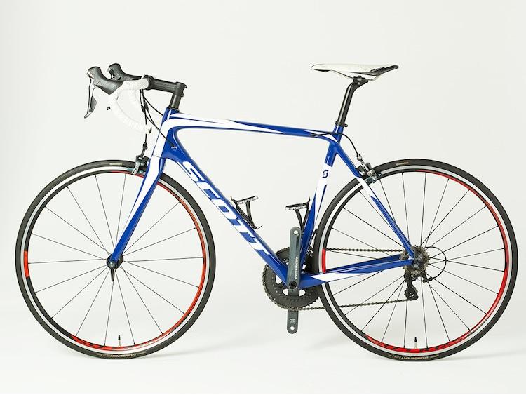 ドラマ「弱虫ペダル」で木村達成演じる今泉俊輔が使用したロードバイク。