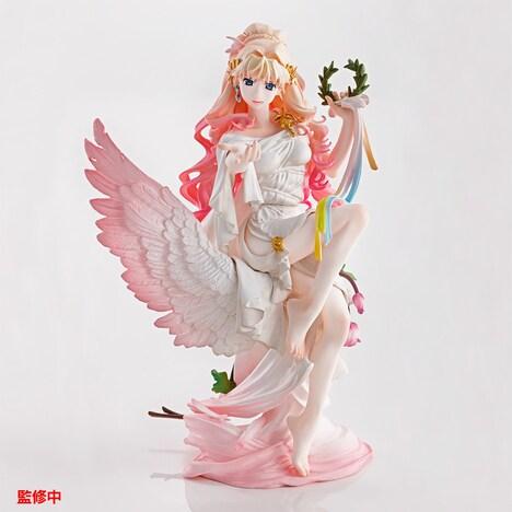 「C賞:Pink Venus of The Galaxy シェリル・ノーム フィギュア」正面