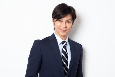 武田真治演じる日比野晃。