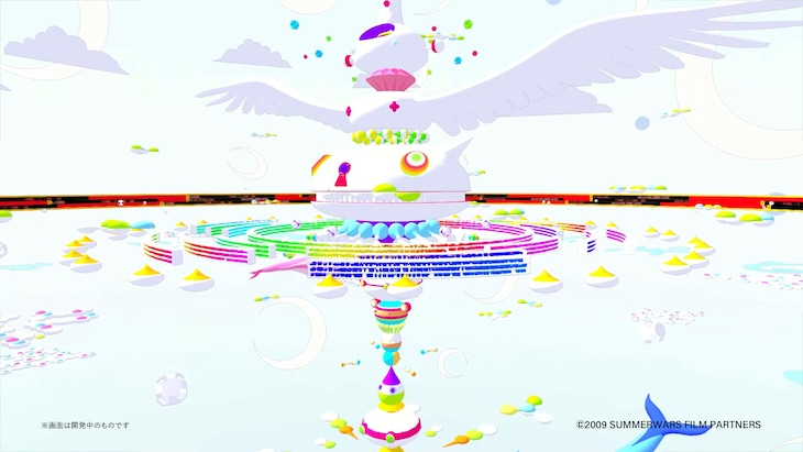 「SUMMER WARS OZ on VRoid powered by pixiv」イメージ