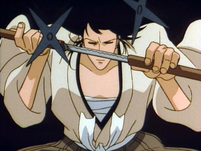 「ルパン三世 燃えよ斬鉄剣」より。 原作:モンキー・パンチ (c)TMS