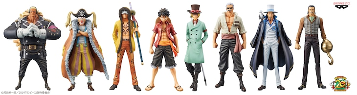 「劇場版『ONE PIECE STAMPEDE』DXF~THE GRANDLINE MEN~」