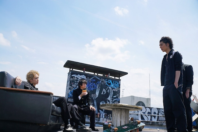 TVドラマ「HiGH&LOW THE WORST EPISODE.O」場面写真