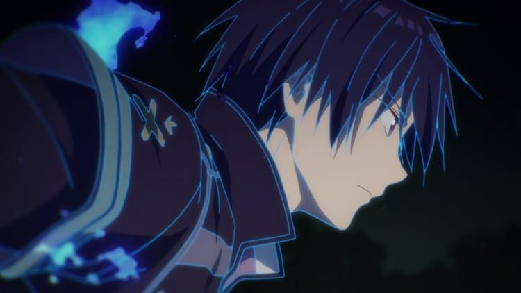 TVアニメ「アサシンズプライド」ティザーPVより。