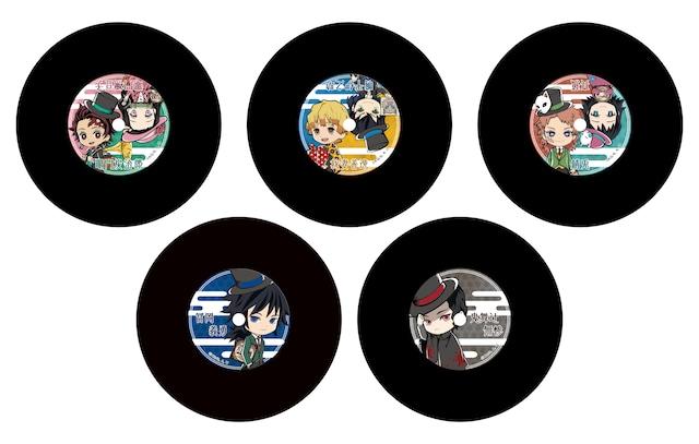 「鬼滅の刃 × TOWER RECORDS レコードコースター」