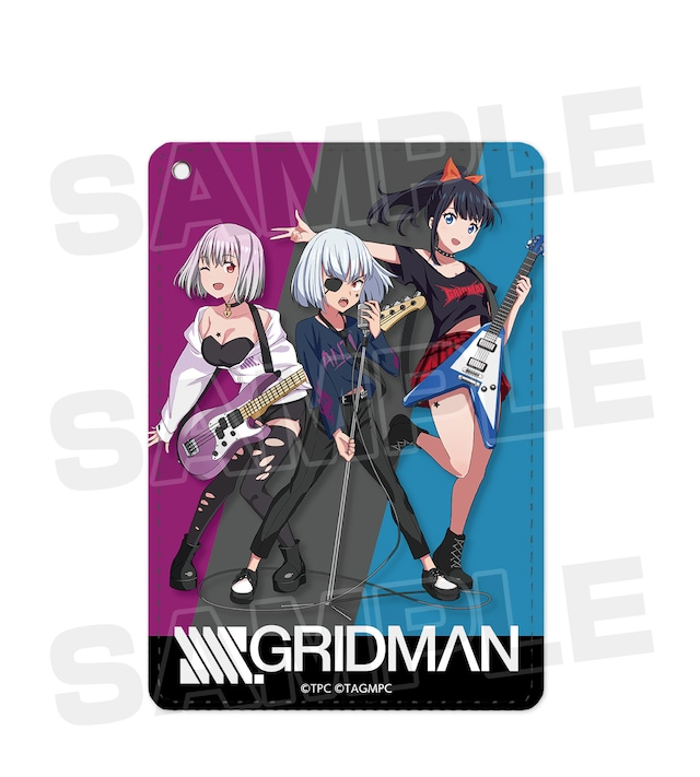 「SSSS.GRIDMAN POP UP SHOP in TOWER RECORDS 1ポケットパスケース」