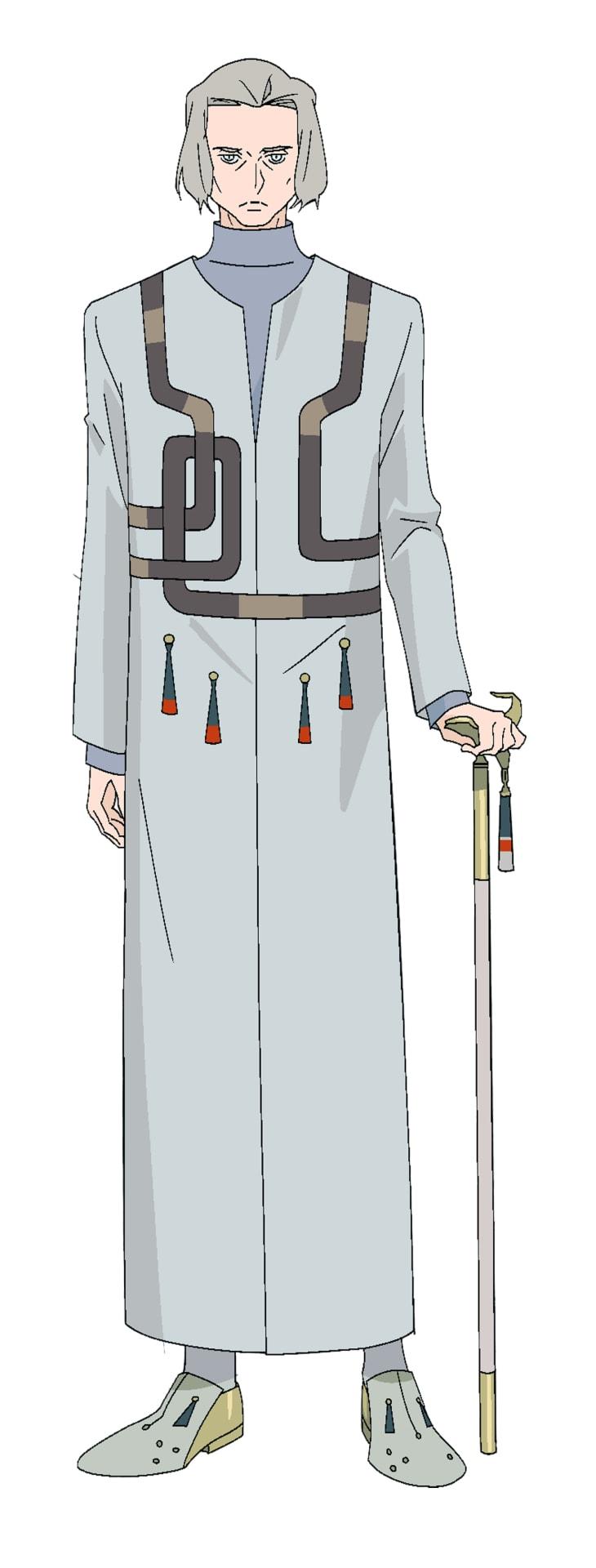 ジェフリー・コナー(CV:青山穣)