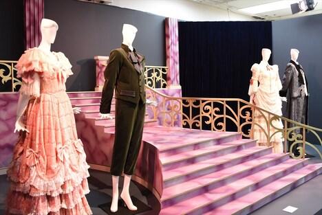 「宝塚歌劇の世界」のコーナー。