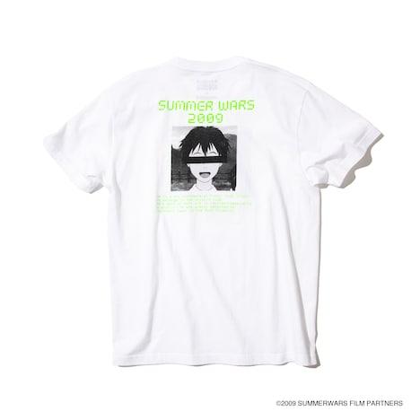 「容疑者 健二Tシャツ」背面