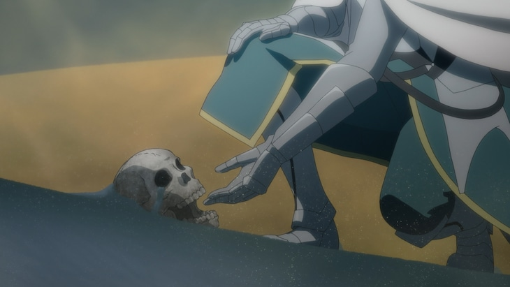 「劇場版 Fate/Grand Order -神聖円卓領域キャメロット-」ティザーPVより