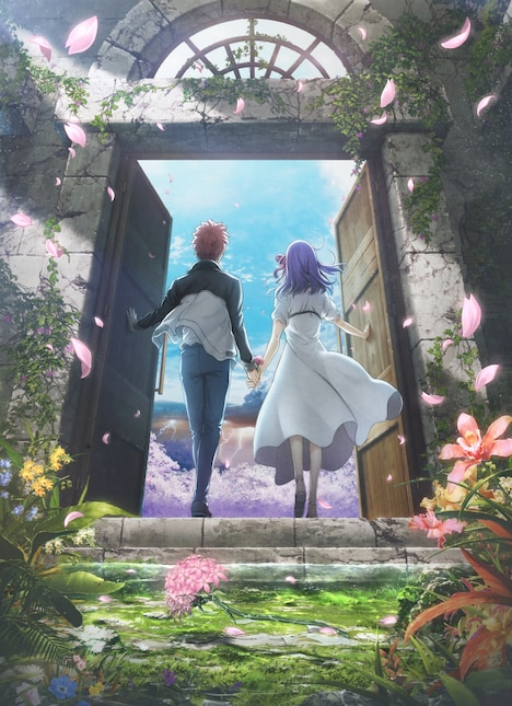 「『Fate/stay night [Heaven's Feel]』III.spring song」第1弾キービジュアル