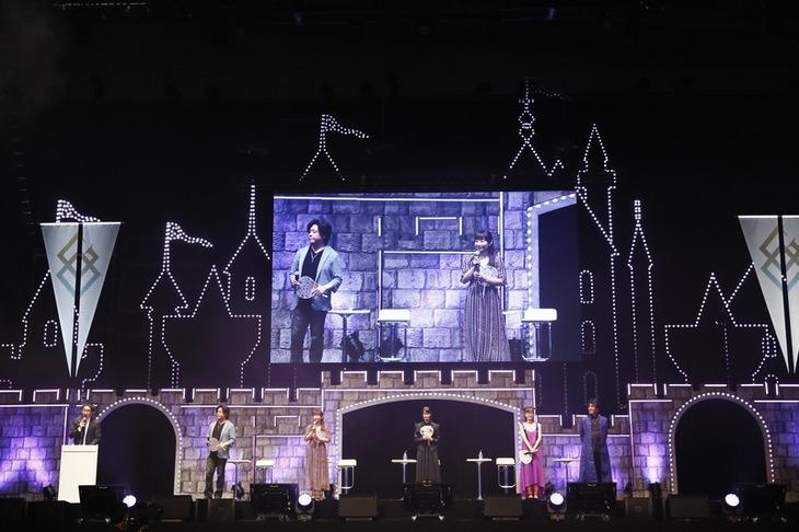 劇場版「Fate/stay night [Heaven's Feel]」のステージイベントより。