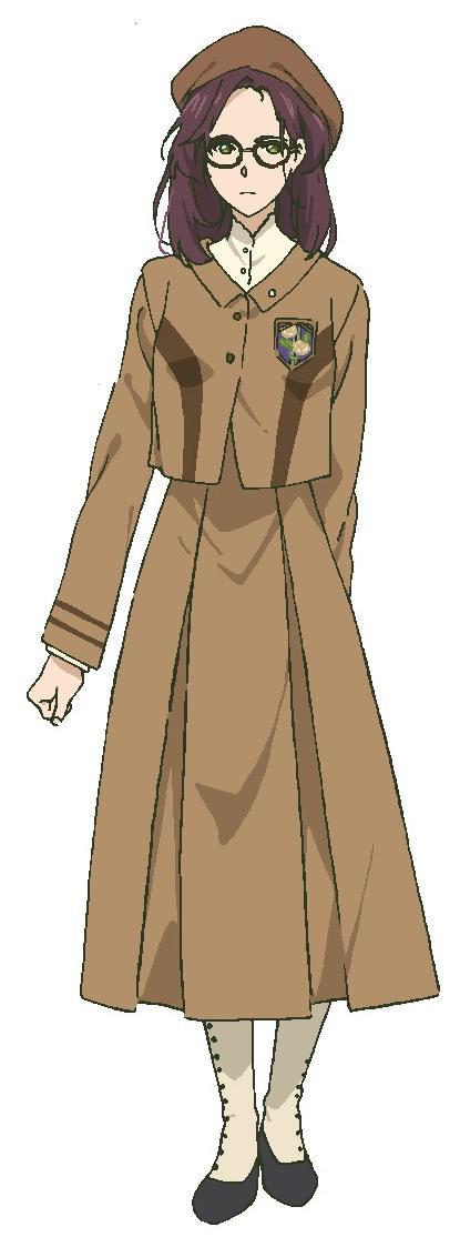 イザベラ・ヨーク(CV:寿美菜子)