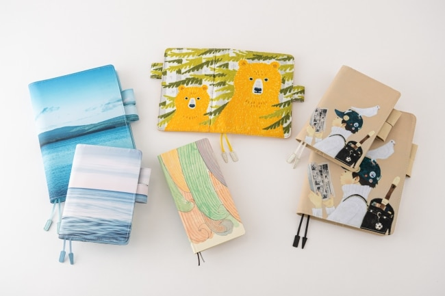 松本大洋が ほぼ日手帳 とコラボ マンガ読む少年をプリントした手帳カバー コミックナタリー