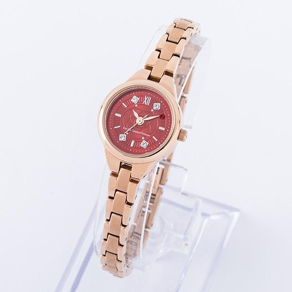 中原中也モデルの腕時計。