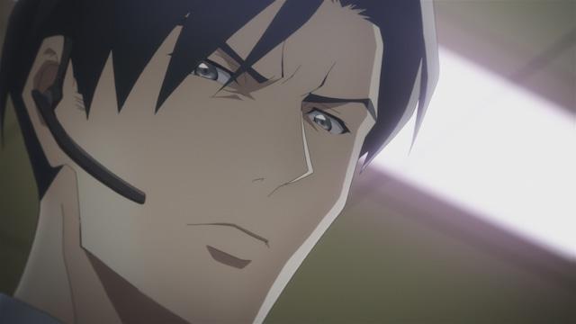 TVアニメ「バビロン」PVより。