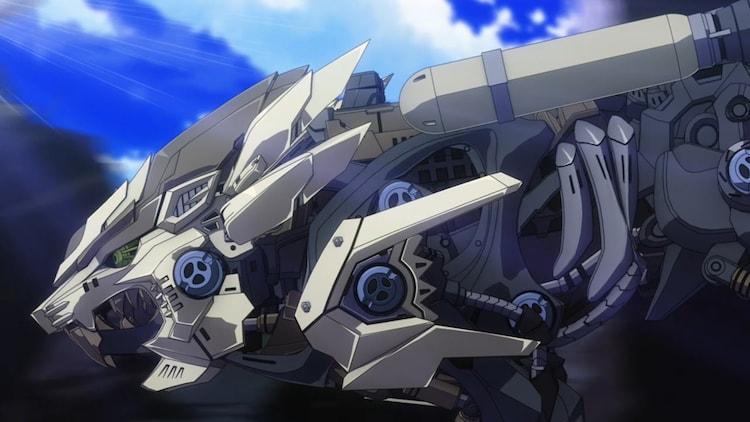TVアニメ「ゾイドワイルド ZERO」場面写真