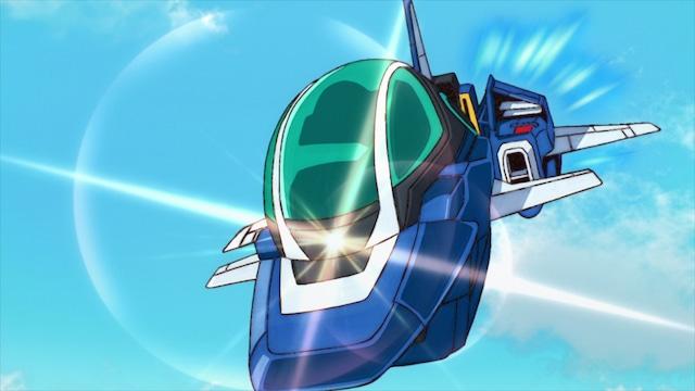 劇場版「ガンダム Gのレコンギスタ I『行け!コア・ファイター』」第1弾PVより。