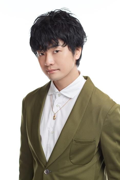 小早川秀秋役の福山潤。