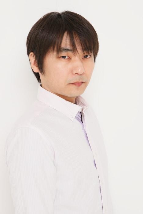 黒田官兵衛役の石田彰。