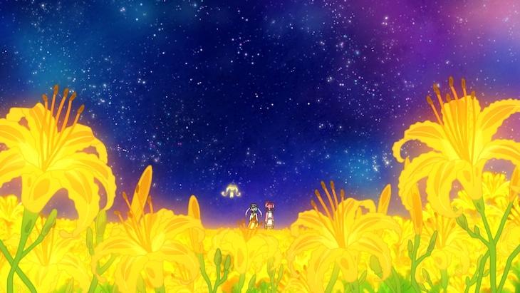 「映画スター☆トゥインクルプリキュア 星のうたに想いをこめて」より。