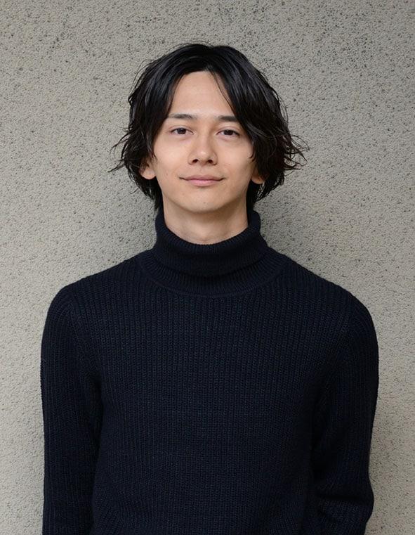 久慈誓役の横井翔二郎。