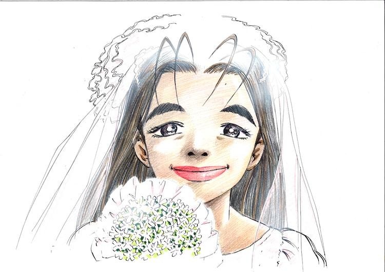 新井英樹「愛しのアイリーン」イラスト